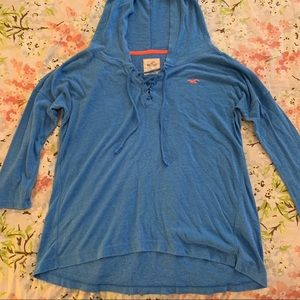 Hollister Light weight hoodie